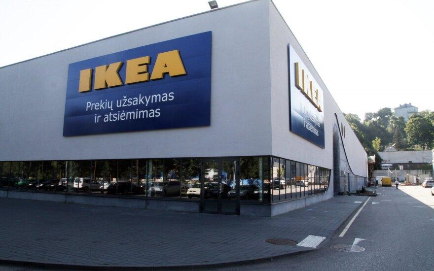 Ikea в Казлу-Руде инвестирует в производство мебели