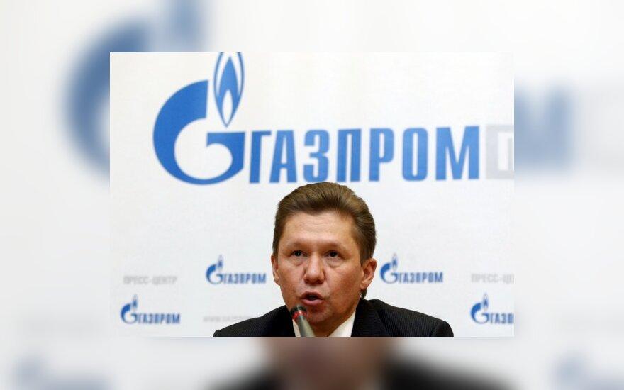 """Глава """"Газпрома"""" сомневается в платежеспособности Украины"""