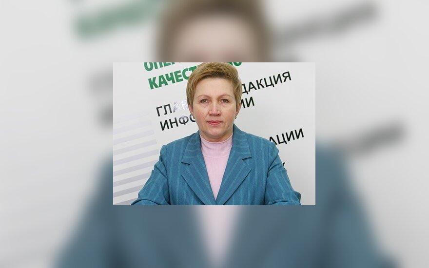 "Надежда Ермакова. Фото - ""Народная Воля"""