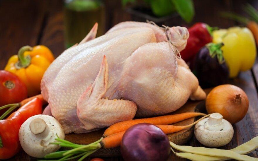 Выявлена крупная сеть производства подпольной курятины
