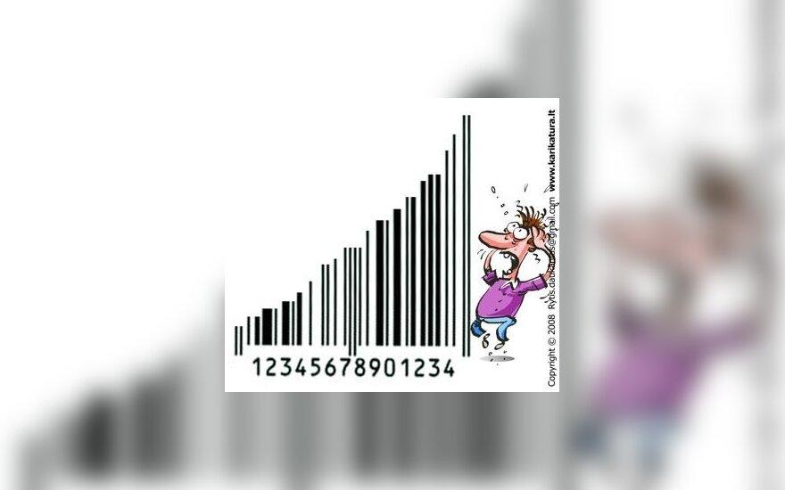 Инфляция в Зимбабве достигла 231 000 000 %