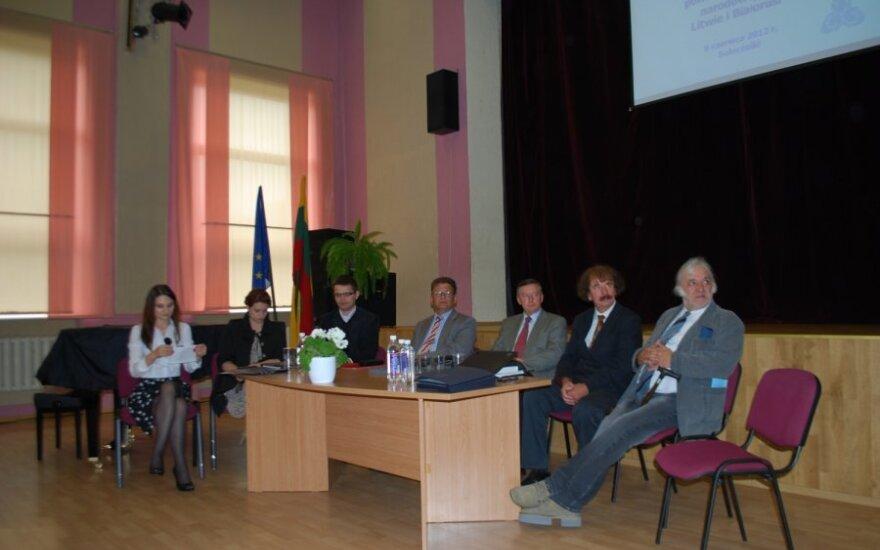 Konferencja Współczesne problemy polskiej mniejszości narodowej na Litwie i Białorusi