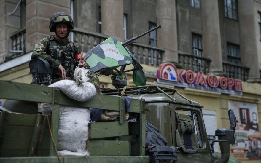 На отдых в Литву приехали дети украинских военных