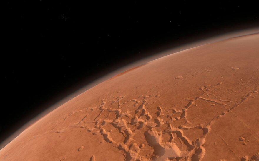 Europejska Agencja Kosmiczna wyruszyła szukać życia na Marsie