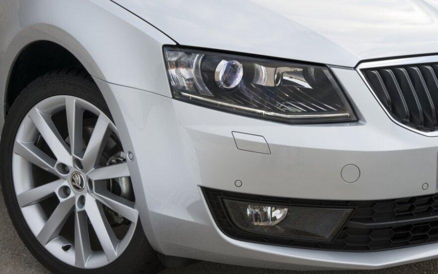 Skoda отпраздновала выпуск 15-миллионного автомобиля