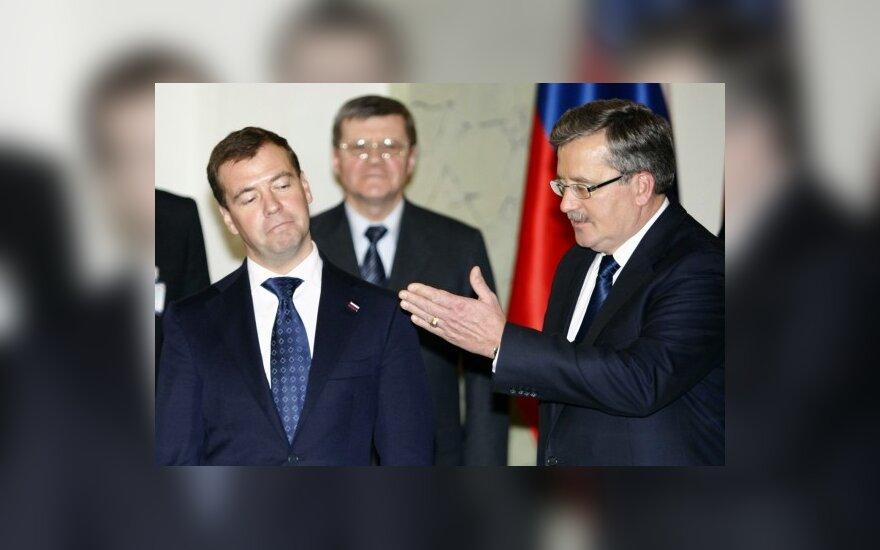 Медведев: РФ не политизирует энергетические проекты