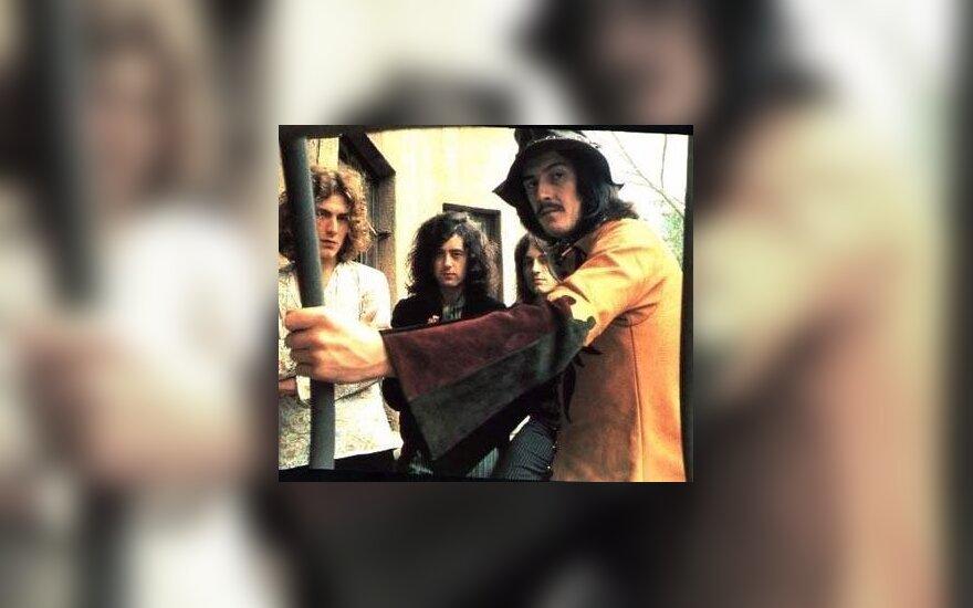Jimmy Page nie widzi Led Zeppelin