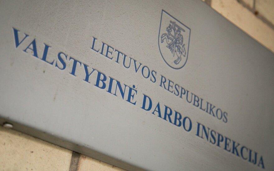 Инспекция по труду: на прошлой неделе в Литве пострадали трое и погибли двое работников