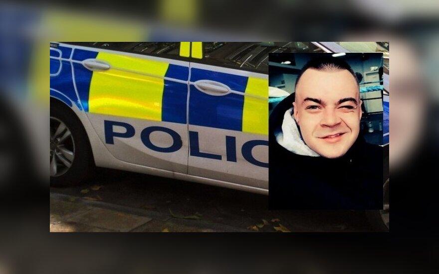 В Англии убит спортивный тренер из Литвы