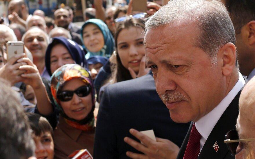 Брюссель призвал Анкару расследовать нарушения на референдуме