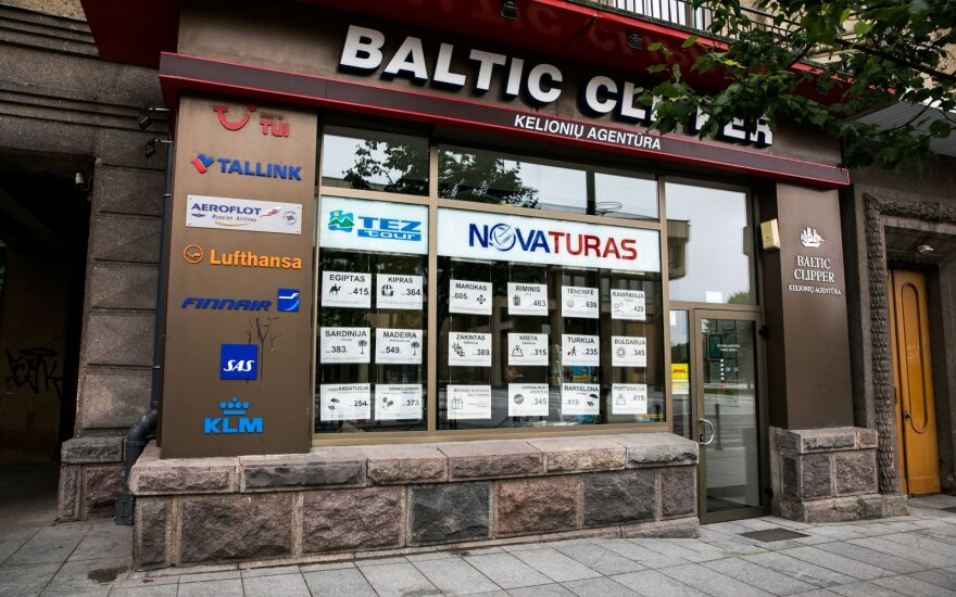 Правительство Литвы выделит 45 млн евро туристическому бизнесу