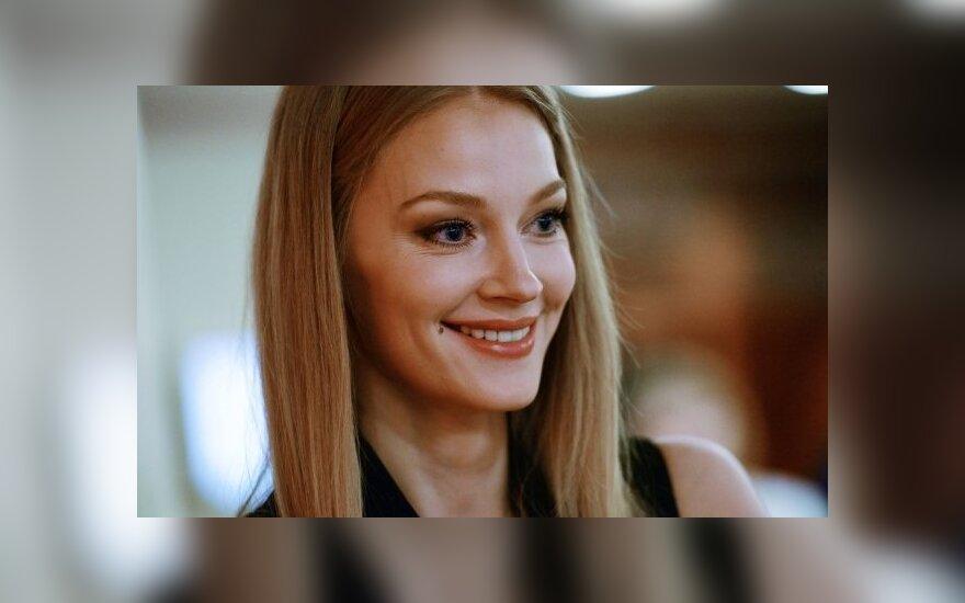 Ходченкова рассказала о романе со Слепаковым