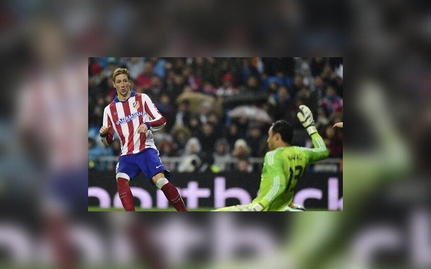 """""""Барселона"""" и """"Атлетико"""" забили по пять голов, """"Реал"""" ограничился двумя"""