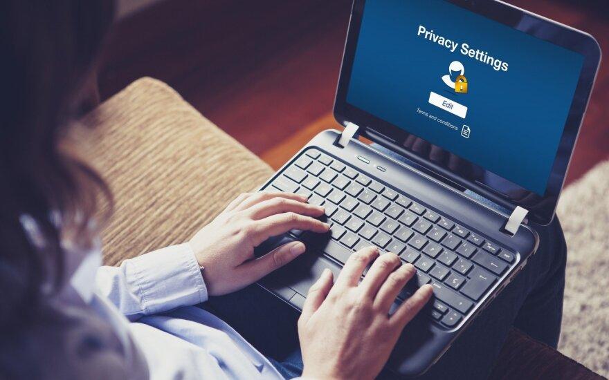 Privatumas internete