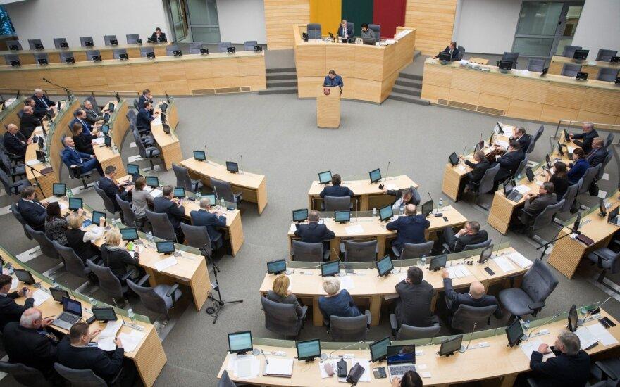 Сейм Литвы окончательно отказался еще повысить зарплаты врачам-резидентам