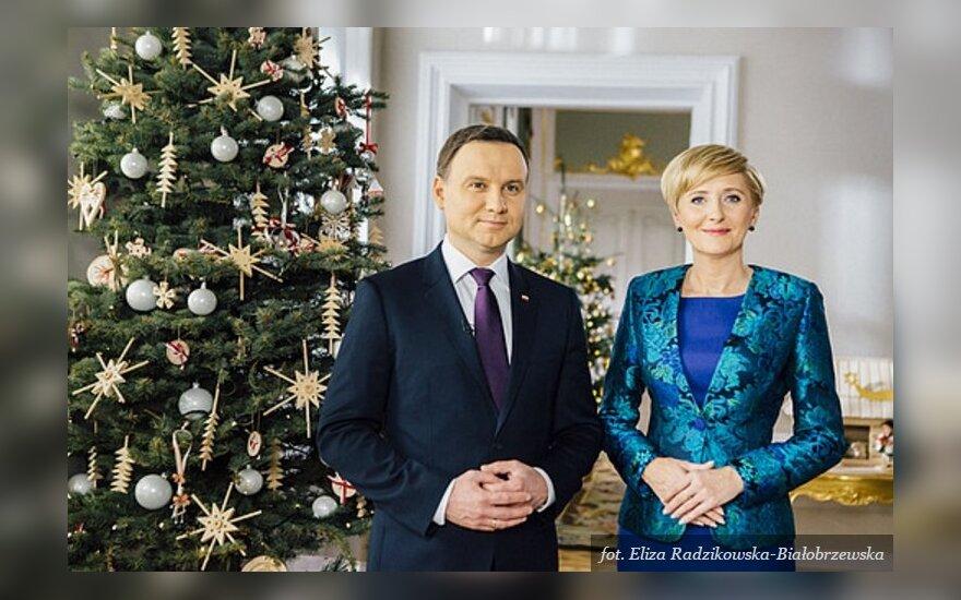 Życzenia świąteczne Pary Prezydenckiej