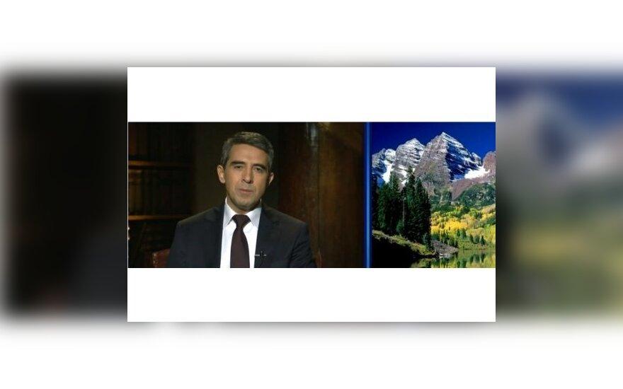 Президент Болгарии смутил сограждан чужим пейзажем