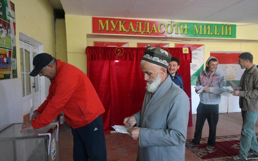 Tadžikistanas