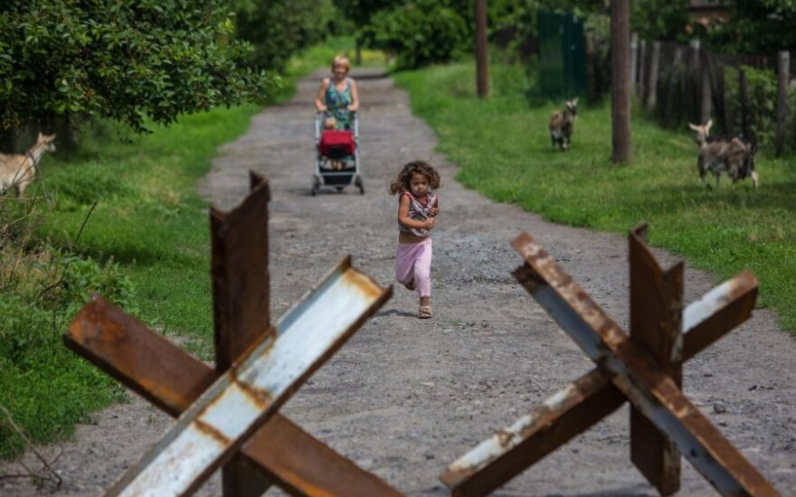 MSZ Rosji: wyznaczenie nowej granicy przez Ukrainę nic nie znaczy
