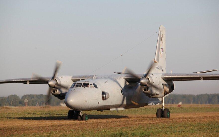 При крушении российского Ан-26 в Сирии погибли генерал-майор и 26 офицеров