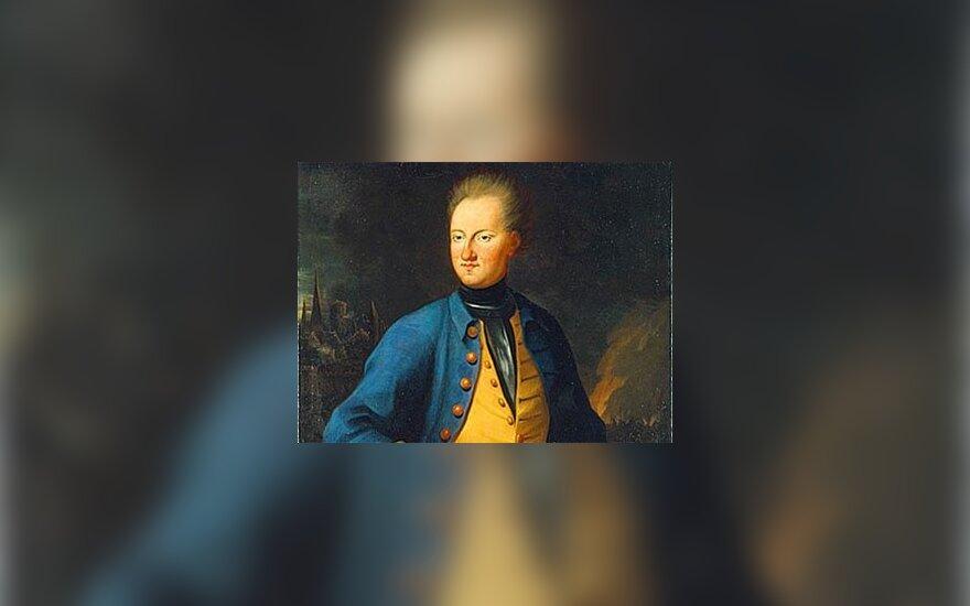 Полтава не приняла в подарок памятник Карлу ХІІ