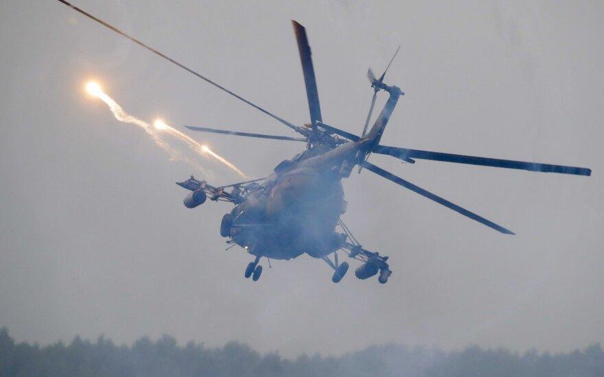 """""""Запад-2017"""": Россия отрабатывала тактику войны против сил НАТО в Европе"""