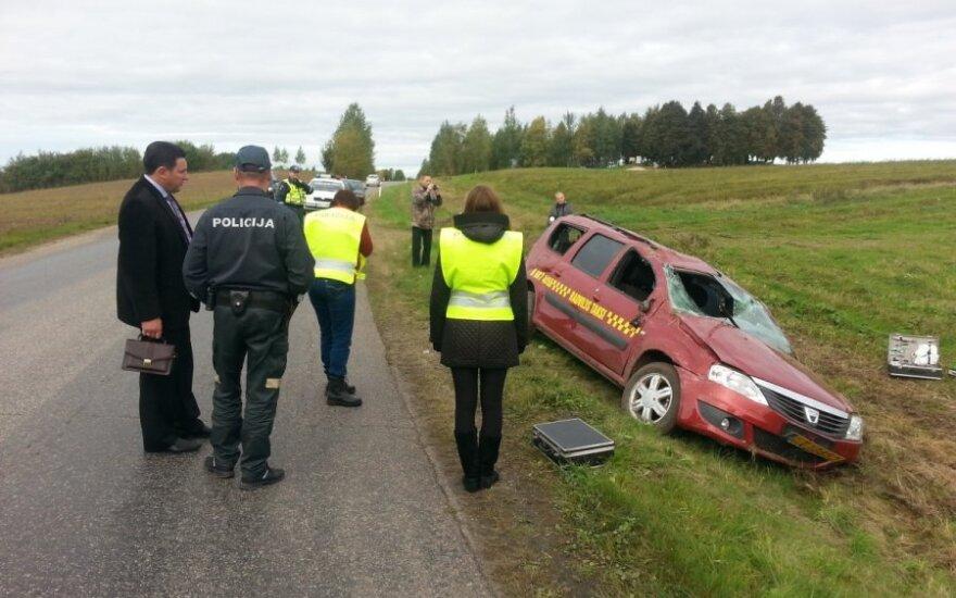 Возле усадьбы главы предприятия такси нашли труп таксиста