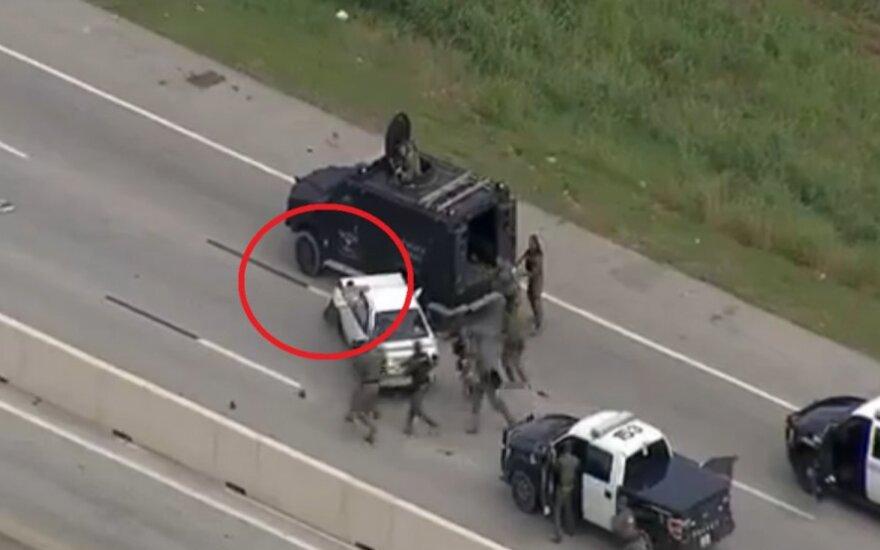 SWAT w akcji
