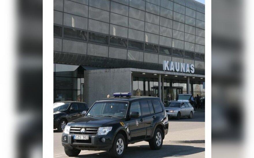 В Каунасском аэропорту обоснуется компания из ЮАР