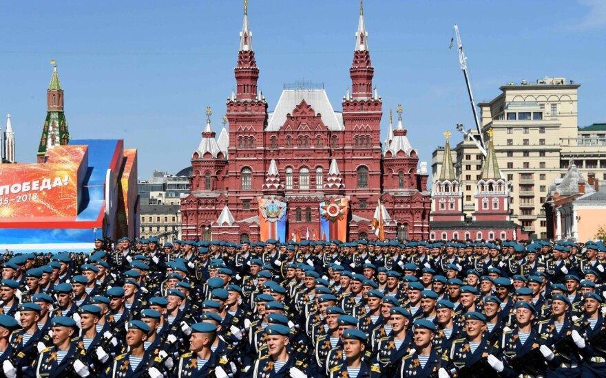 Литва по-прежнему будет бойкотировать торжества по случаю 9 мая в России