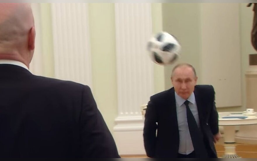 Борис Джонсон: Путин использует ЧМ-2018, как Гитлер Олимпиаду