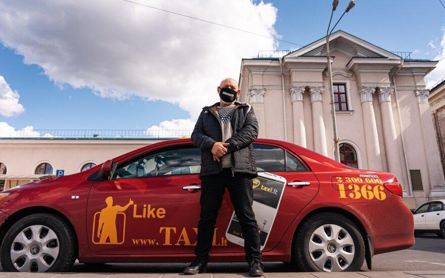 Траур среди литовских таксистов: даже работа по 10 часов в день не приносит прибыли