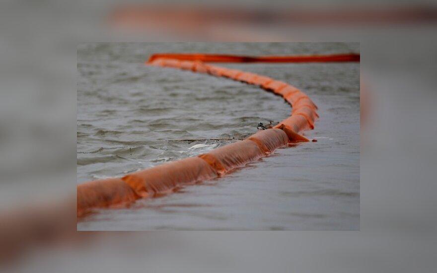 """Greenpeace: утечка нефти в Мексиканском заливе - """"второй Чернобыль"""""""