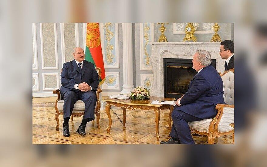 Лукашенко выставил условие ОБСЕ
