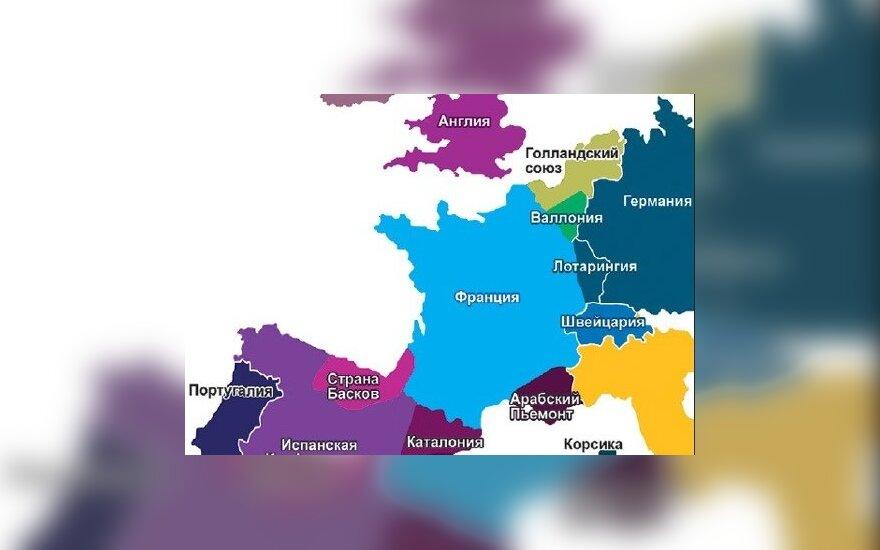 Europa 2035 Europa Zachodnia Delfi Pl