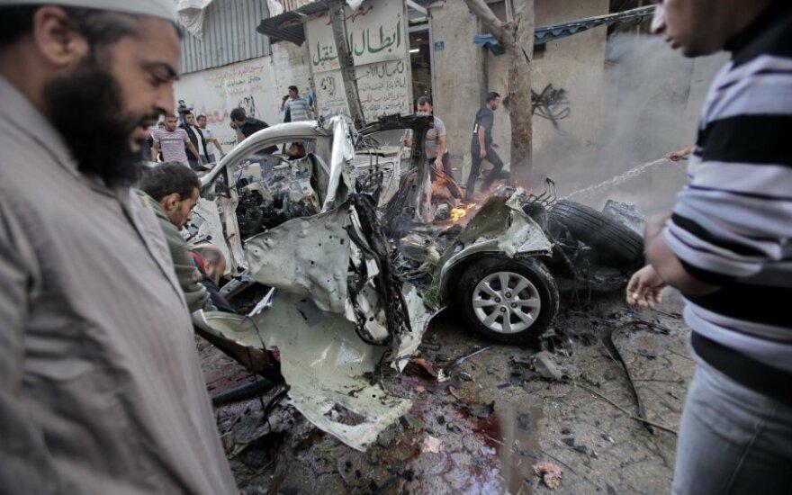 В Газе подполковник израильской армии погиб, вызвав огонь на себя, чтобы спасти подчиненных