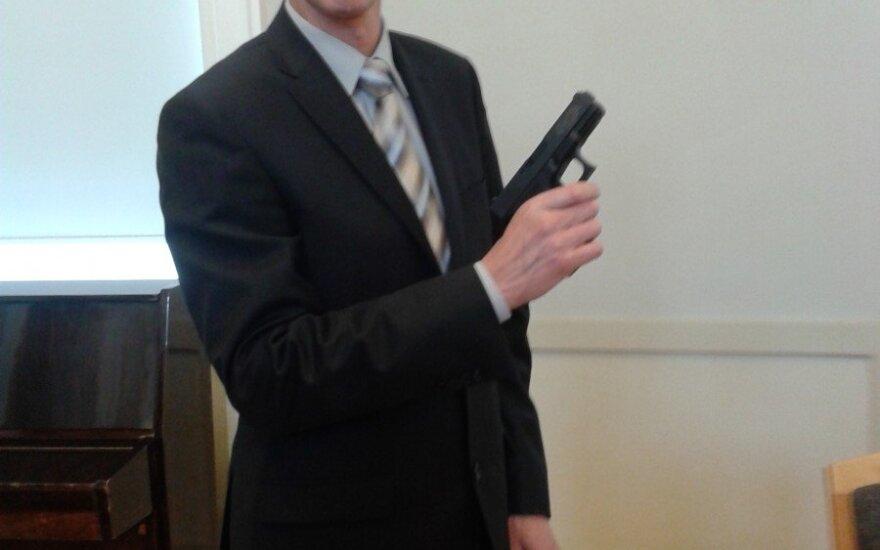 FNTT vadovas Kęstutis Jucevičius