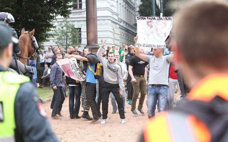 Представители зарубежных стран шлют весть Литве