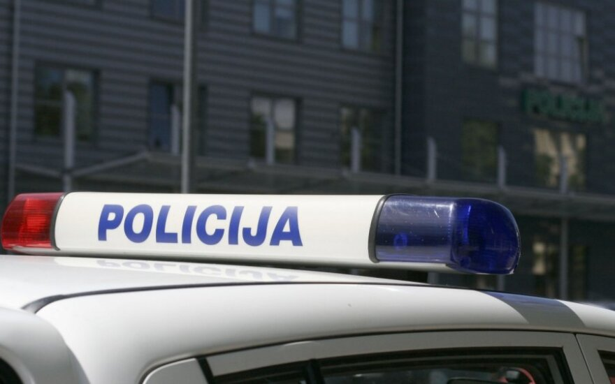 В Вильнюсе вновь на ноги были подняты спецслужбы