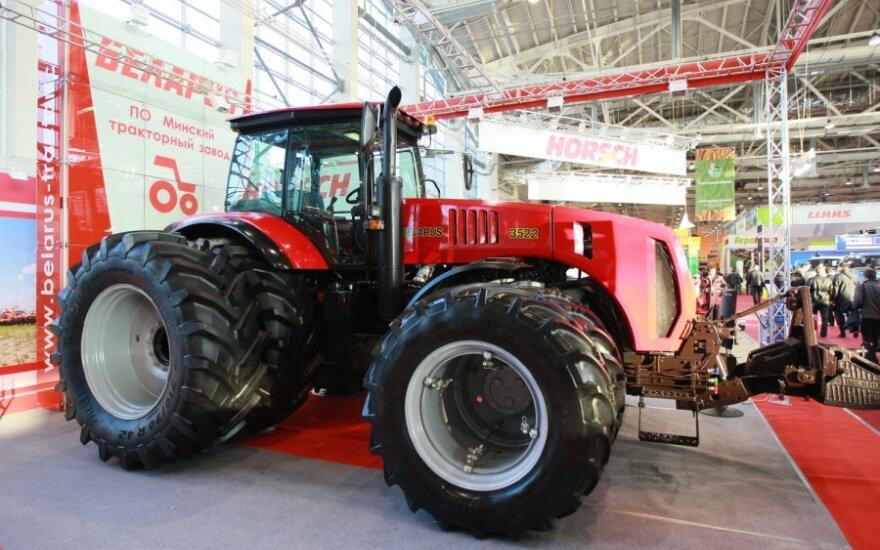 Baltarusiškas traktorius