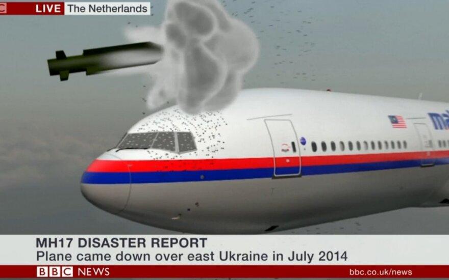 """Доклад о крушении MH17: самолет был сбит """"Буком"""" с востока Украины"""