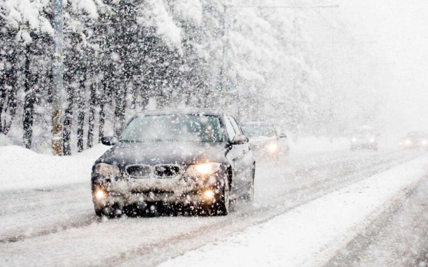 Кемерово: 2 июня выпал снег, температура - ниже нуля