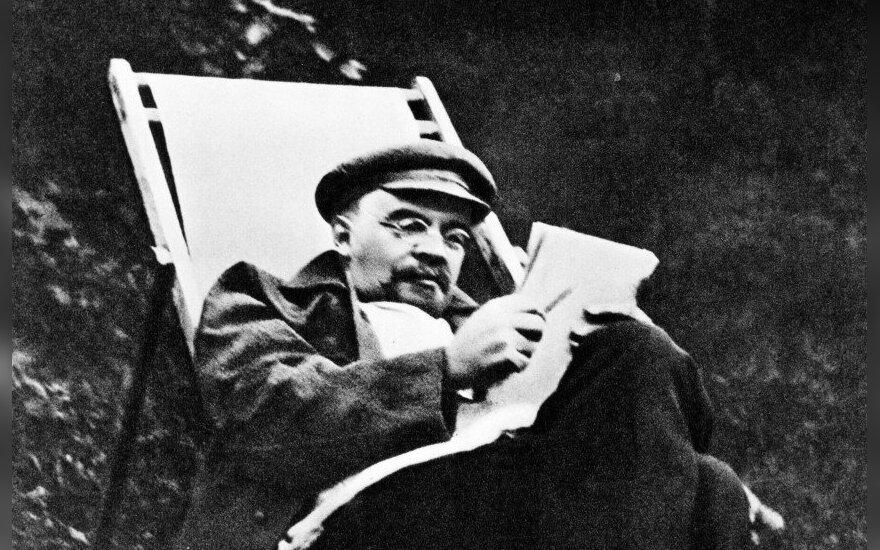 Бортко готов снять фильм с Ди Каприо в роли Ленина