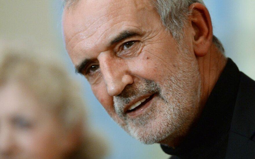 Режиссер Римас Туминас отмечает юбилей