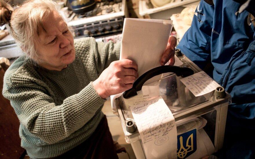 Местные выборы на Украине: нет победителей и нет побежденных