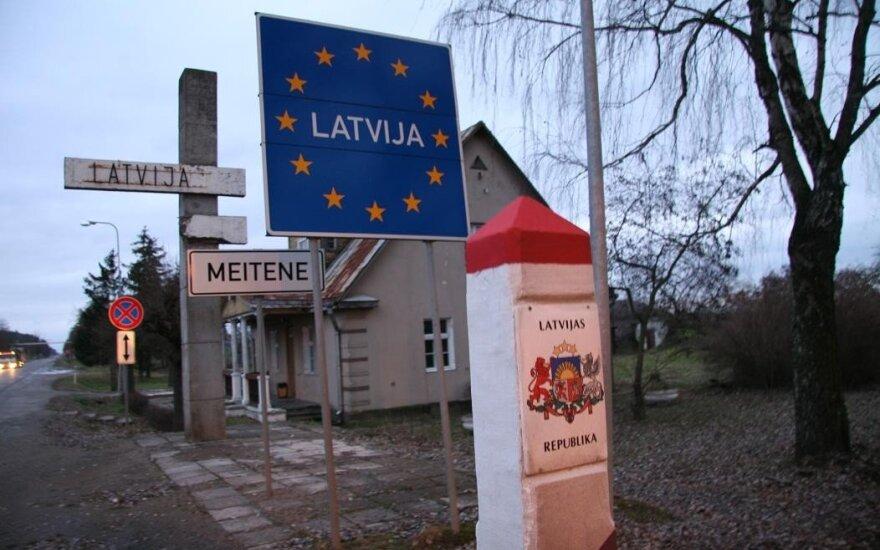 Границу Литвы и Латвии будут инвентаризировать