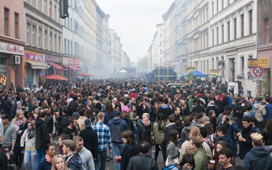 Берлин ожидает нового наплыва беженцев