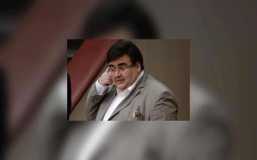 СК попросил лишить Митрофанова депутатской неприкосновенности