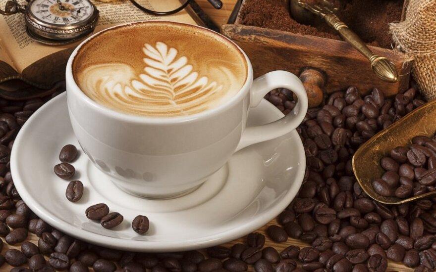 Zawsze ciepła kawa