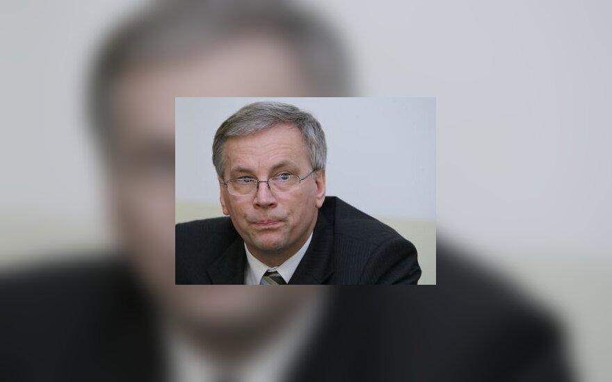 Р.Шаджюс боится конкурентов?